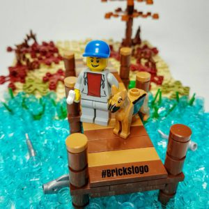LEGO Autumn Beach