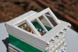 LEGO Bridal Shop Roof