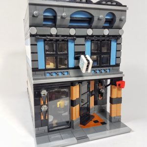 Modular-Compatible Bookstore & Coffee Shop