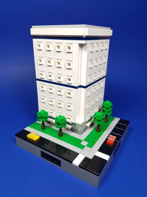 Micro-City I.T. Office Building